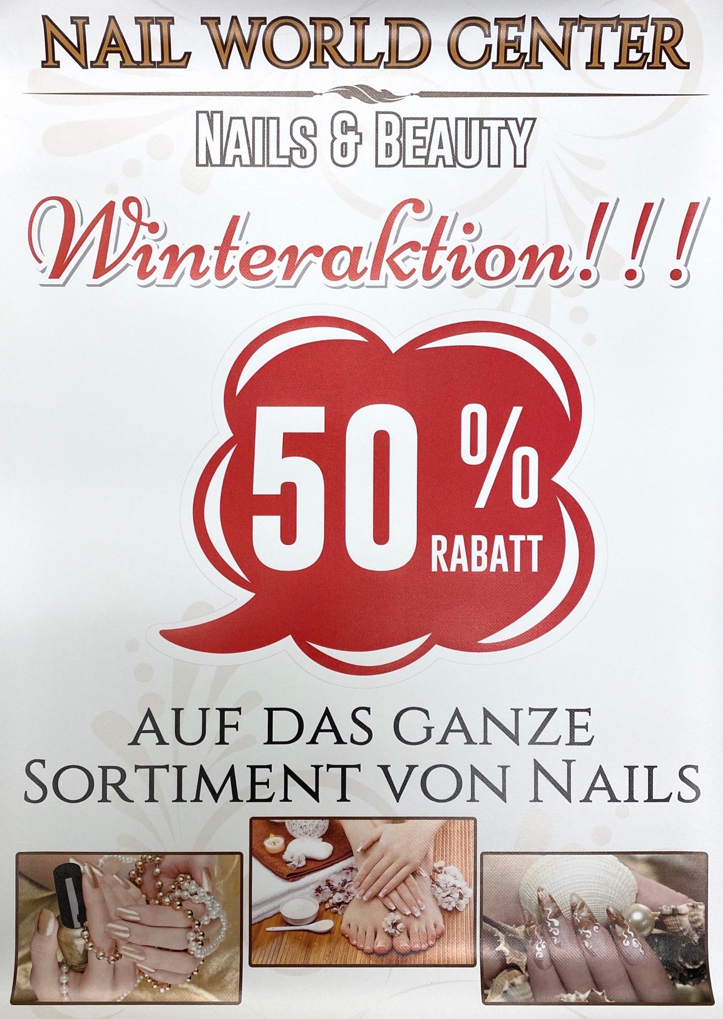 nail world center winteraktion